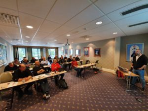 Klubblederkonferanse i Førde