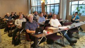 Halvårsmøte i Distrikt Hordaland, Sogn og Fjordane er avholdt