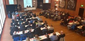 Fagforeningen innkaller til årsmøte 27 mars