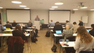 Halvårsmøte i EL og IT Vestland er gjennomført