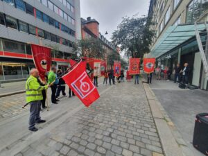 Streiken i Global Connect er over