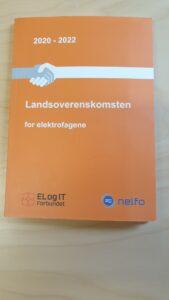 Kurs i Landsoverenskomsten for elektrofag 29 og 30 november