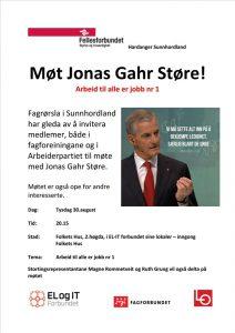 1 Moete med Jonas Jonas